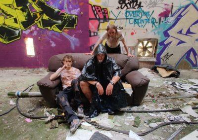 Asylum Insane Music Video
